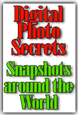 Digital Photo Secrets Worldwide Experiment – Win a Camera!
