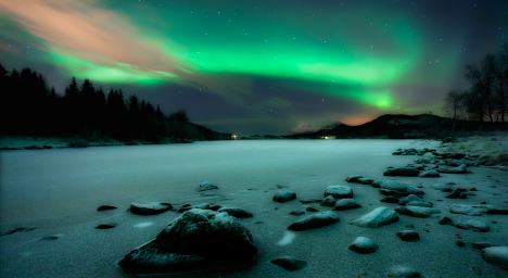 How to photograph the Aurora Borealis