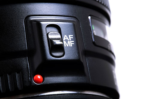 5 Reasons your Camera Won't Auto-Focus