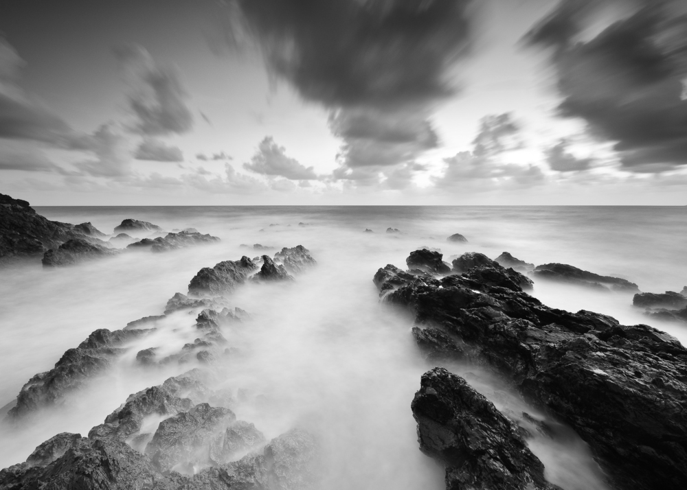 To capture that dreamy quality in your photographs first mount your camera on a tripod you need to choose a reasonably dark neutral density filter neutral