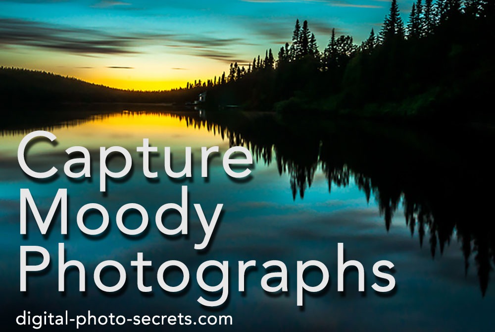 How to Capture Moody Photographs