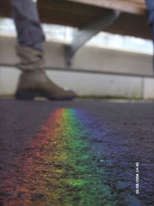 Photo Critique: Stepping Over The Rainbow
