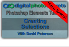 Creating Selections In Adobe Photoshop Elements