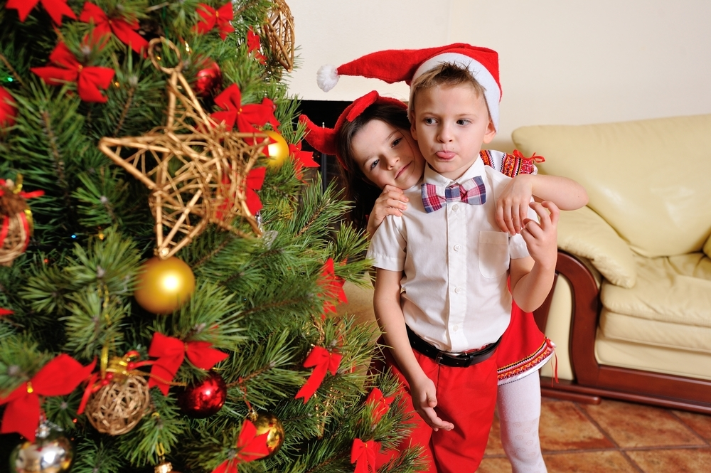 Ideas For Great Family Christmas Portraits :: Digital Photo Secrets