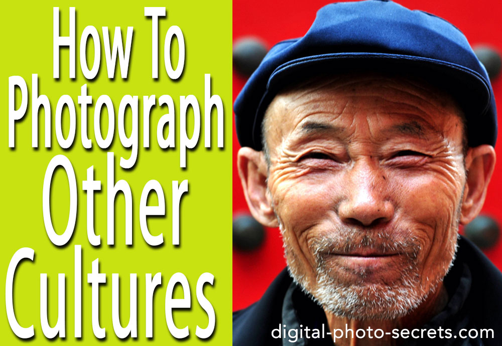 Photographing other cultures