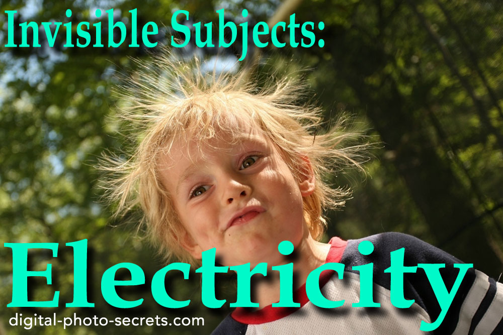 Representing Invisible Subjects: Electricity