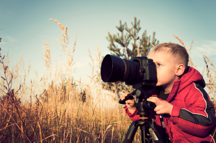 How To Teach Photography To Your Children