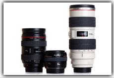 3 Lens Kits For 3 Types Of Photographer