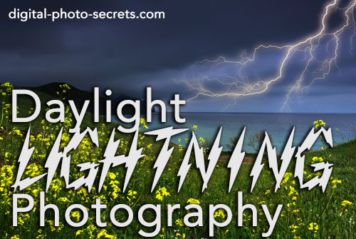 Tips For Photographing Lightning During The Day