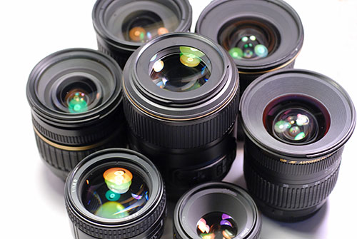 The Best Lenses for 5 Common Scenes
