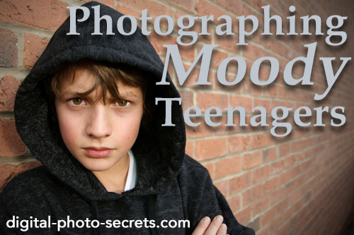 How to Photograph (Moody) Teenagers