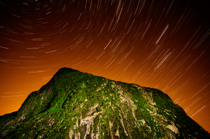 Night Photography Primer Part 2: Moon and Star Light