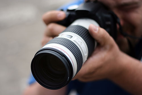 Understanding Camera Lenses
