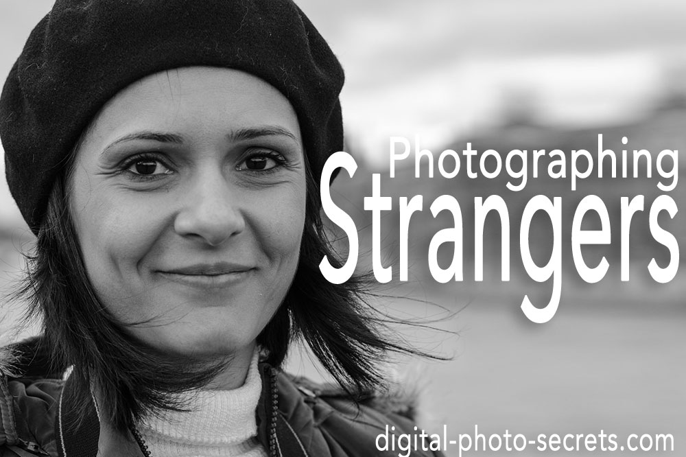 How to Photograph Strangers