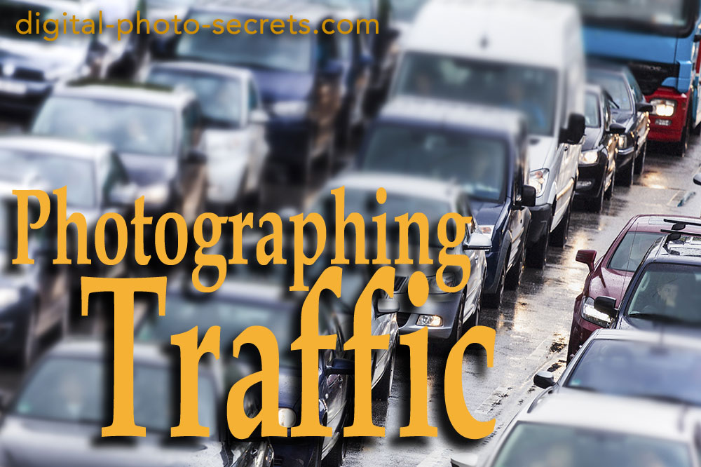 How to Photograph Traffic