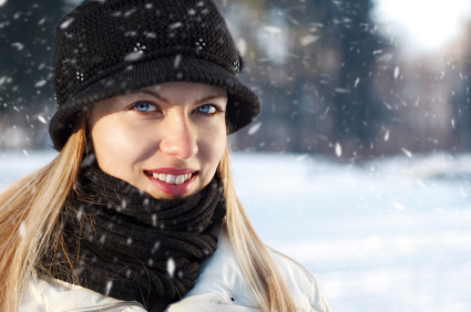 Some Tips For Snowy Day Portraits