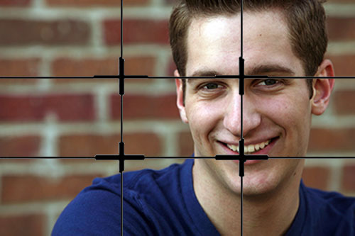 rule of thirds photography portraits. The Rule Of Thirds Still Applies Even If The Subject Is Not Looking At  Camera. Photography Portraits E