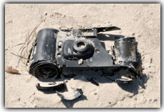 Sand And Salt – The Two Toxic Destroyers Of Camera Equipment