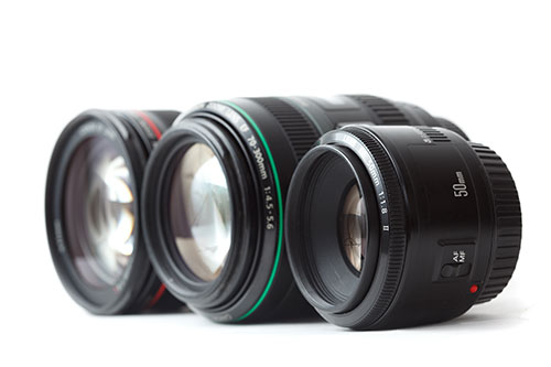Ask David: What are the red and silver lines on Canon lenses?