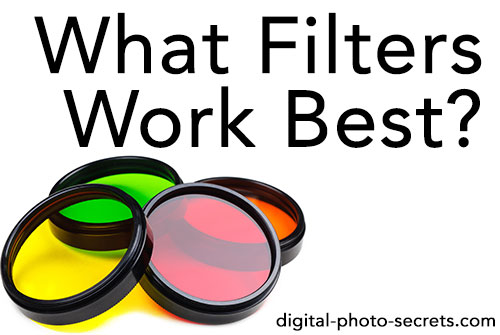 What Filters Work Best?